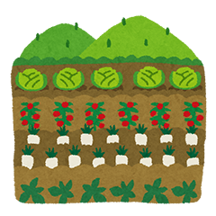 花壇・菜園作り